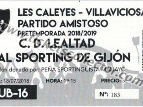 Lealtad Sporting
