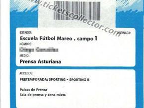 Sporting Sporting B