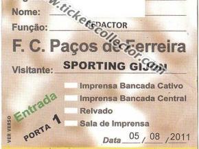 Paços Sporting