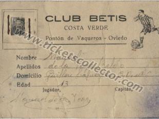 1926 Club Betis de Oviedo