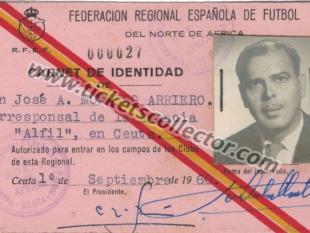 1960 Periodista