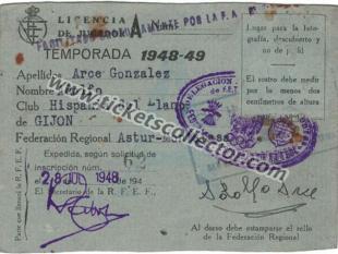 1948 Hispania del Llano