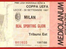 C3 1987-88 Milán Sporting