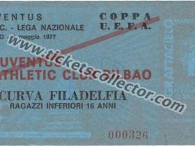 C3 1976-77 Juventus Athletic