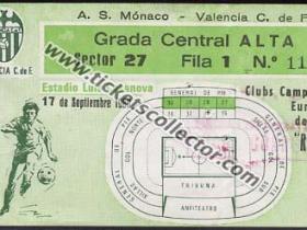 C2 1980-81 Valencia Mónaco