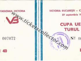 C3 1989-90 Vitoria Bucarest Valencia