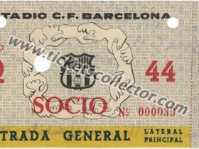 C1 1959-60 Barcelona Wolverhampton