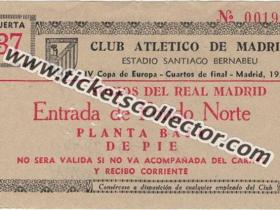 C1 1958-59 Atlético de Madrid Schalke