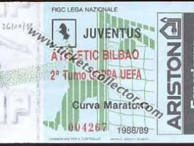 C3 1988-89 Juventus Athletic
