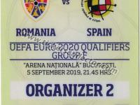 2019 Rumanía España