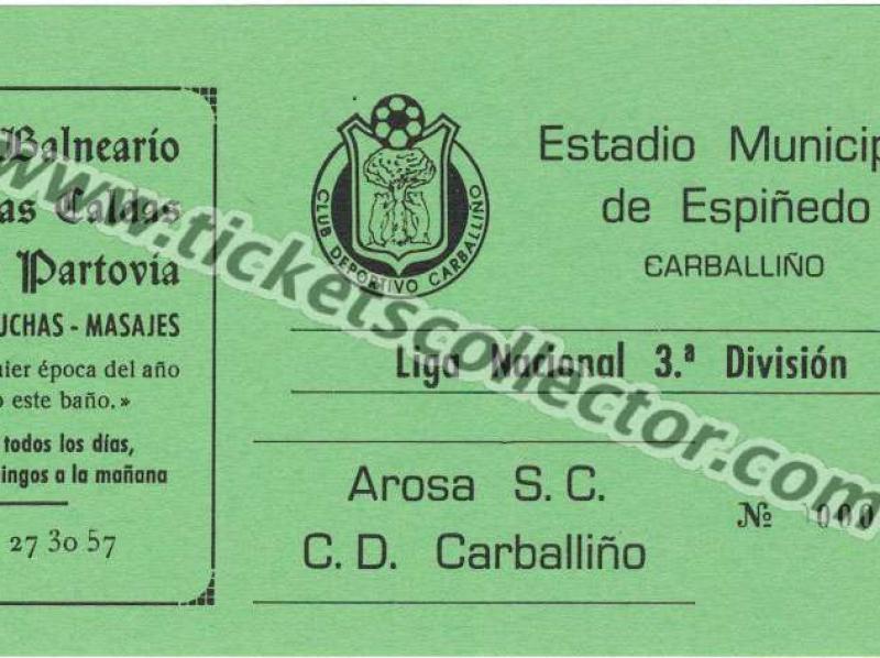CD Carballiño
