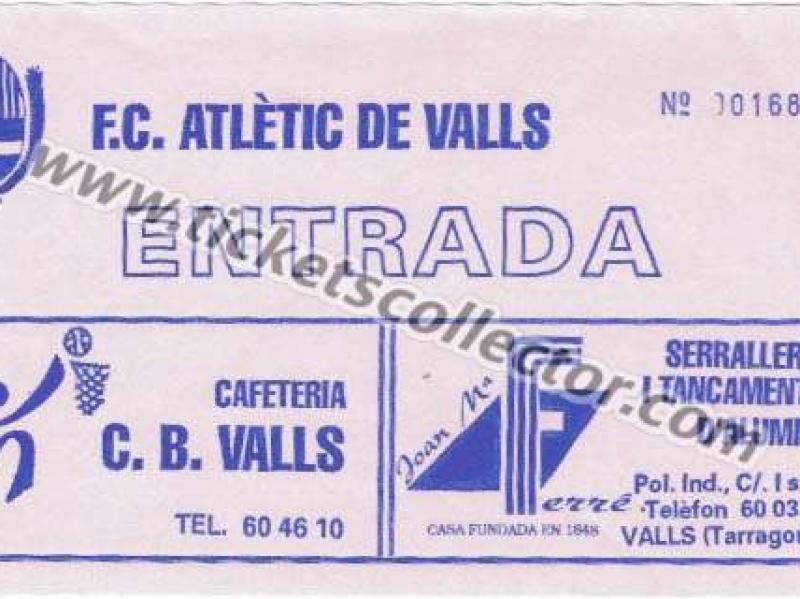 FC Atlétic de Valls