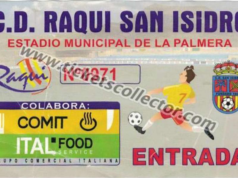CD Raqui San Isidro
