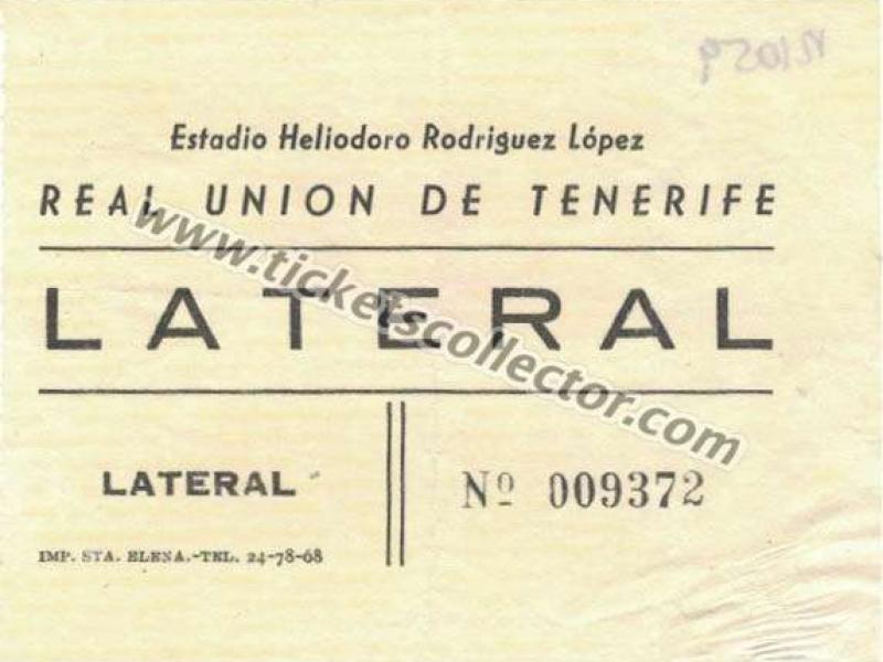 RU de Tenerife