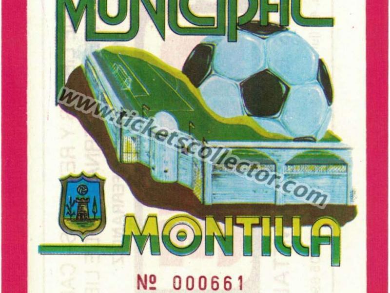 Montilla Cobos CD