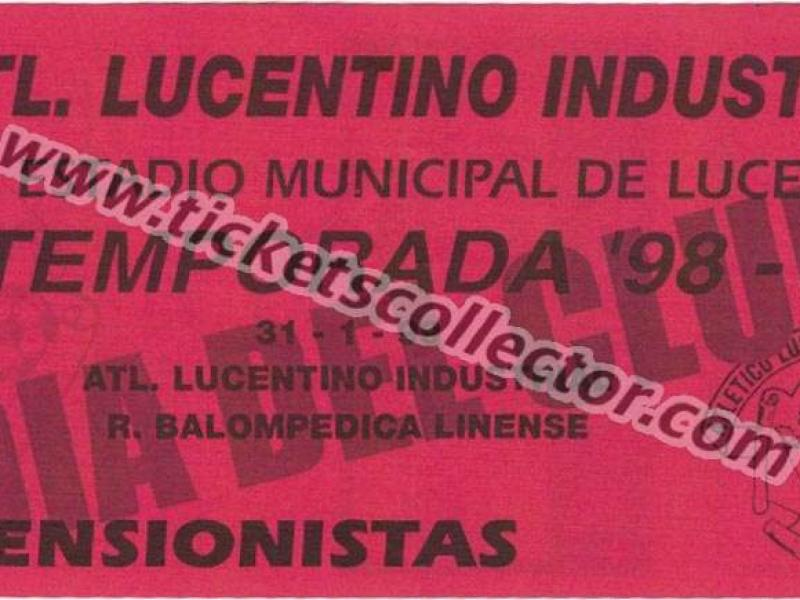 Atlético Lucentino Industrial