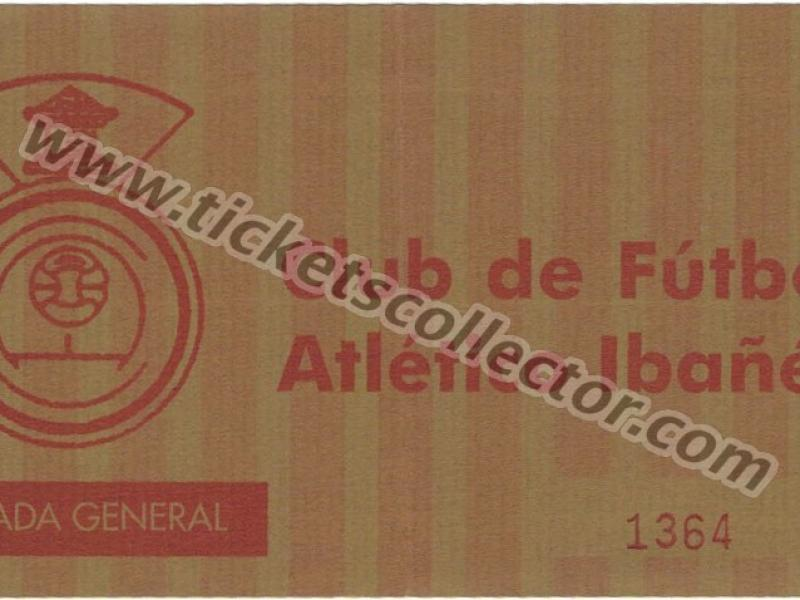 CF Atlético Ibañés