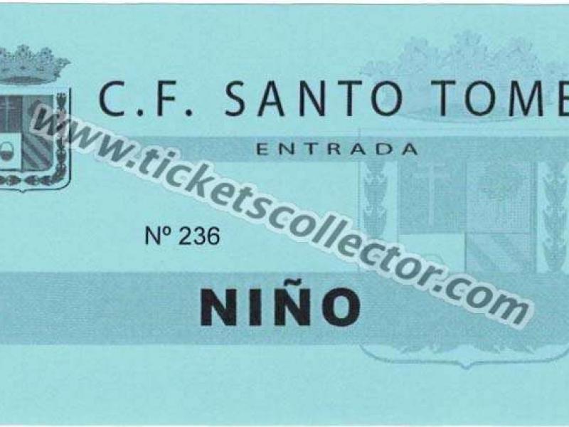 CF Santo Tomé
