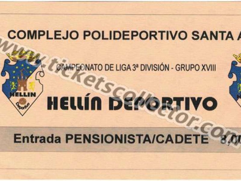 Hellín Deportivo